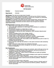 Executive-Assistant-CFO-Job-Description-Free-PDF