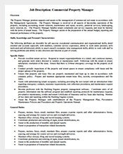 Free-Commercial-Property-Manager-Job-Description-PDF