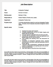 Free-Immigration-Paralegal-Job-Description-PDF