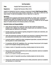 Hospital-CFO-Job-Description-Free-PDF