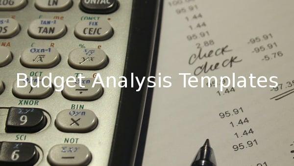 budgetanalysistemplatess