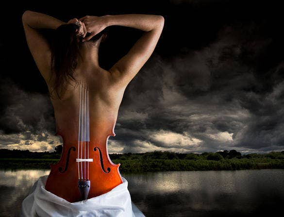 reinventing the cello photography