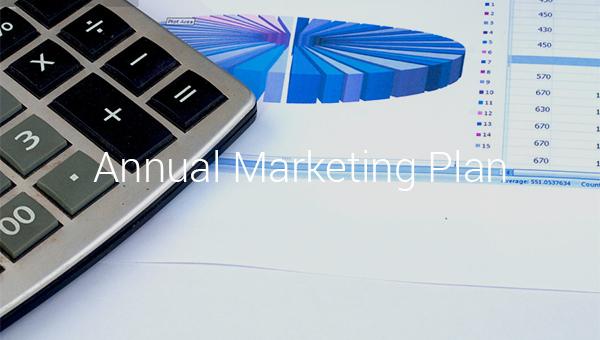 annual marketing plan