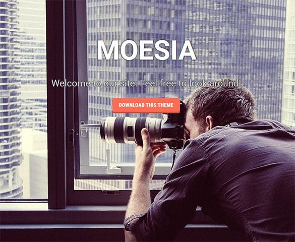 moesia a striking business theme
