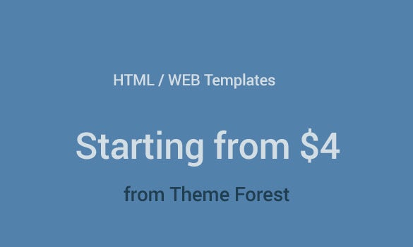 HTML,-CSS-Web-Templates-Starting-from-4