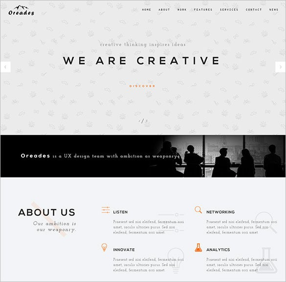 multi purpose modern and creative wordpress theme