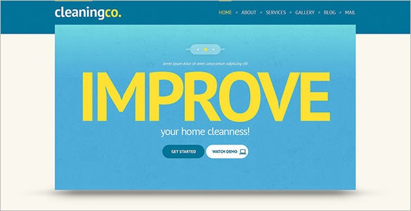 16 Cleaning Company Wordpress Templates Themes Free Premium