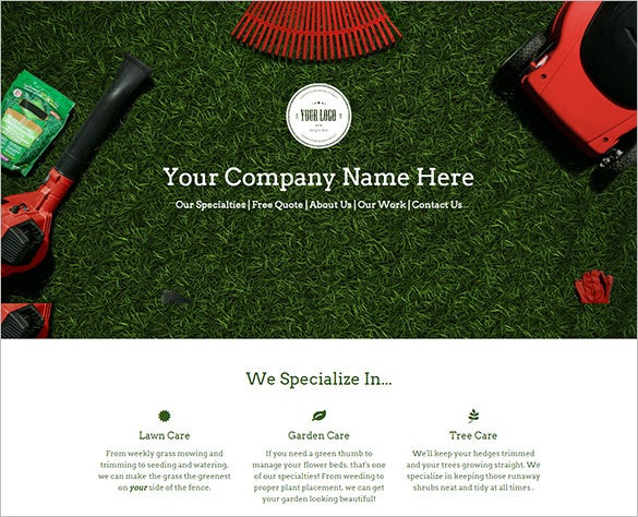 luxurious cleaning company wordpress theme