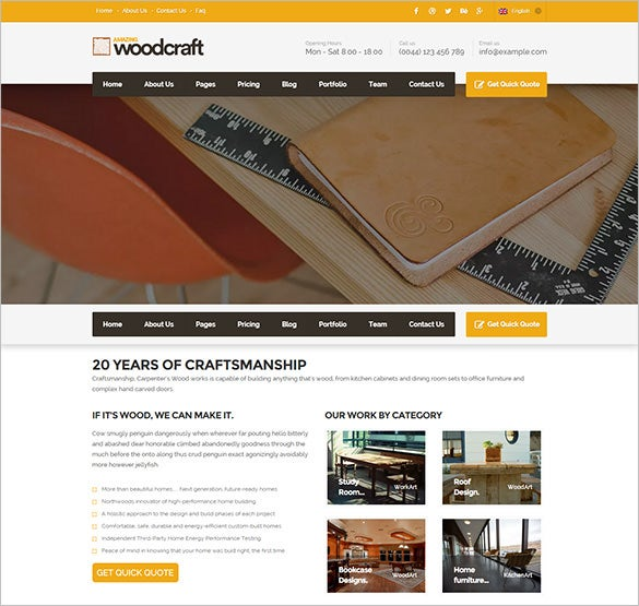 multi purpose mining company wordpress theme