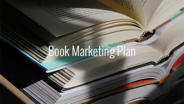 bookmarketingplan