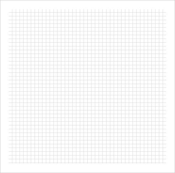Printable Graph Paper 5 Mm A4 Size Template  Graph Paper Word Document