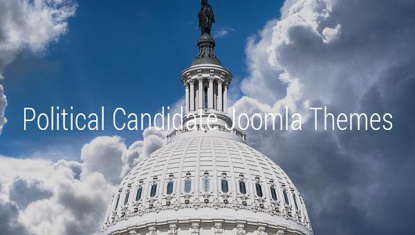 politicalcandidatejoomlathemestemplates
