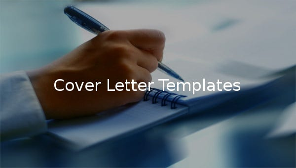 cover letter templates1