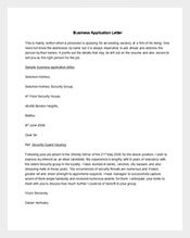 Business-Application-Letter