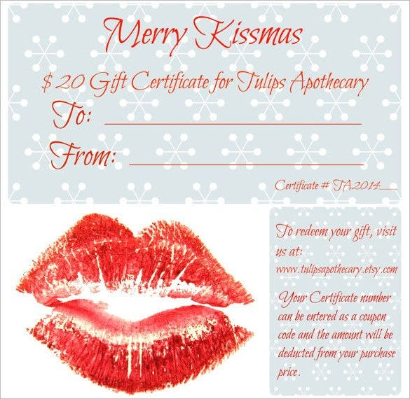 Gift certificate template 42 examples in pdf word in for Free beauty gift voucher template