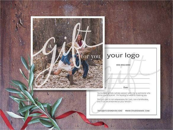Gift Certificate Template - 42+ Examples In Pdf, Word In Design