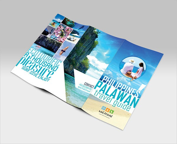 palawan travel brochure