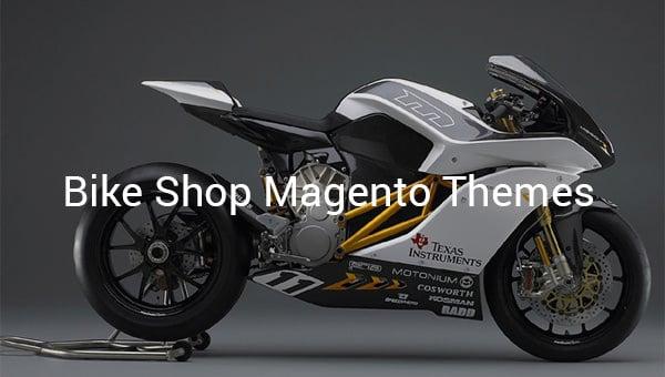 bike shop magento themes