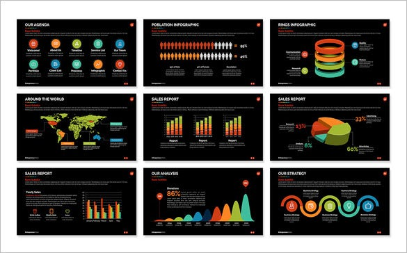entrepreneur powerpoint presentation sample template