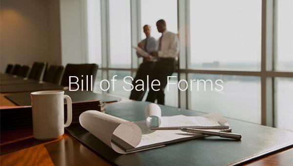 billofsaleforms