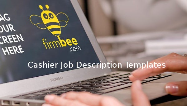 cashierjobdescriptiontemplate