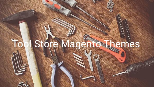 tool store magento themes