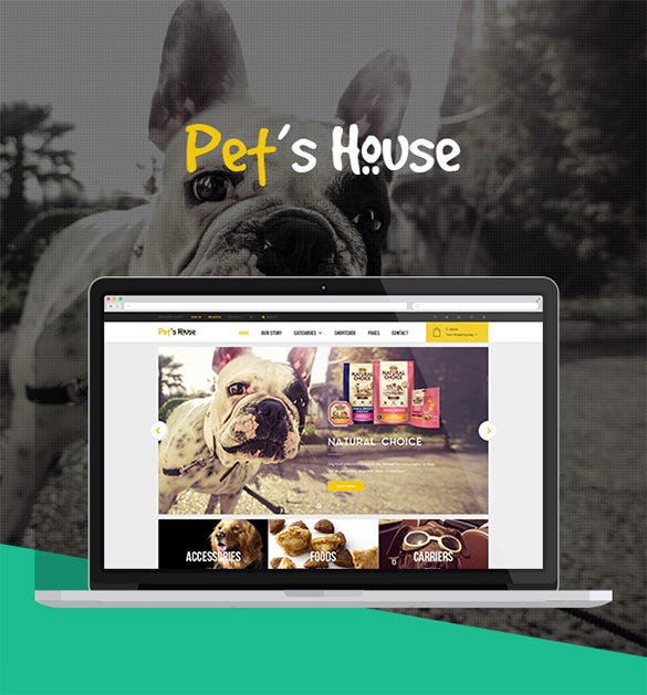 leo pets house prestashop theme
