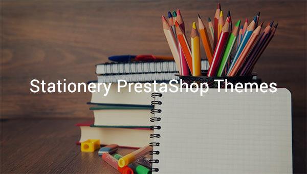 stationery prestashop themes