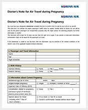 Medical-Doctor-Note-for-Air-Travel-During-Pregnancy-Free-Word-Download