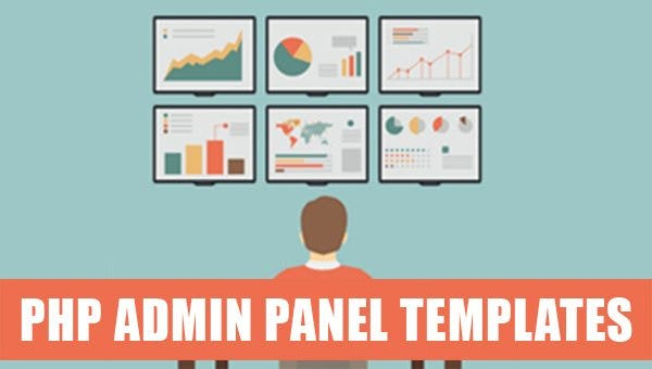 29+ Admin Panel PHP Themes & Templates | Free & Premium Templates