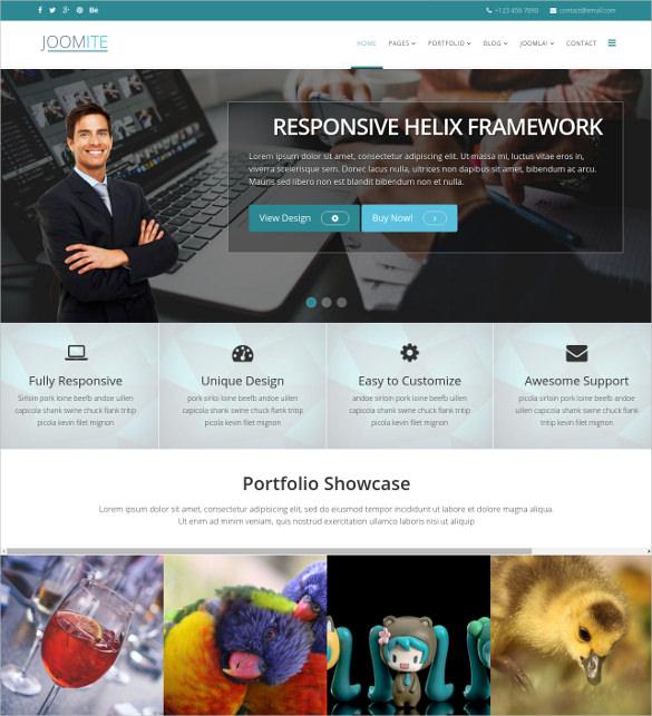 fully responsive non profit joomla theme 39