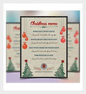 Christmas-Food-Menu-Retro-PSD-Format-Download