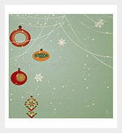 Christmas-Ornaments-Snowflake-Background