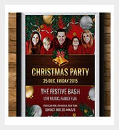 Festive-Bash-Christmas-Party-Flyer