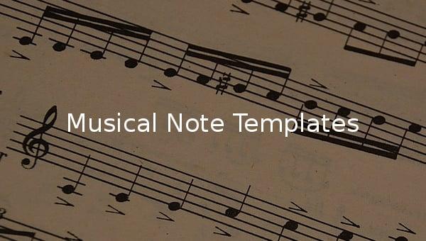 musicalnotetemplates
