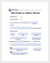 automobile-bill-of-sale-form