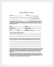 Free-Hourse-Bill-of-Sale-Template