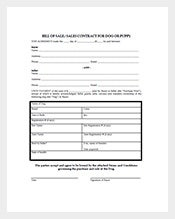 dog-bill-of-sale-free-printable