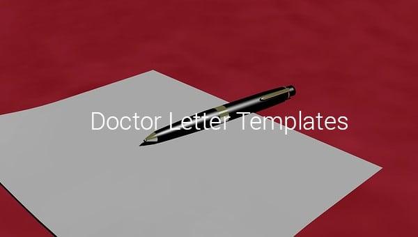 doctorlettertemplate