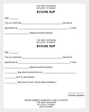 Free-Doctors-Excuse-Template