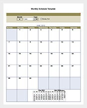 Free-Download-Monthly-Schedule-Template
