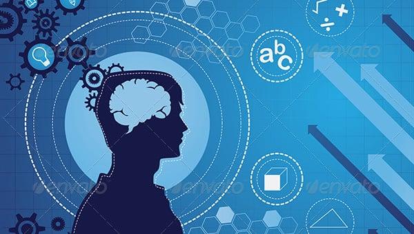 human brain vectors
