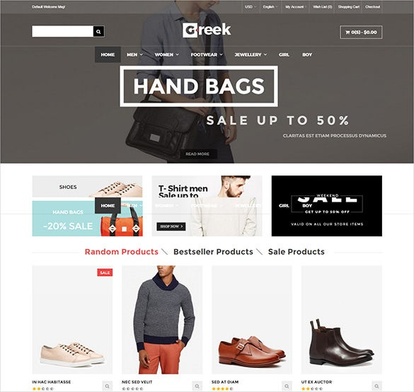 fashion industrial opencart theme