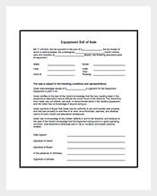 equipment-bill-of-sale-form