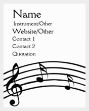 Business-Card-Format-Musical-Note-Template