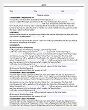 Private-Mortgage-Note-Free-PDF-Template