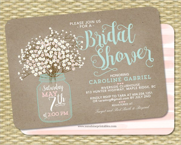 country-bridal-shower-invitation