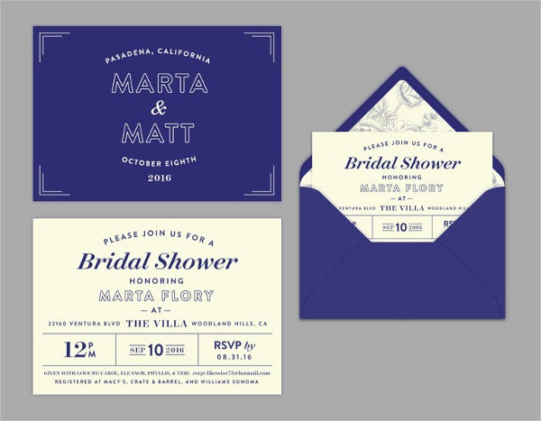 typography-bridal-shower-invite