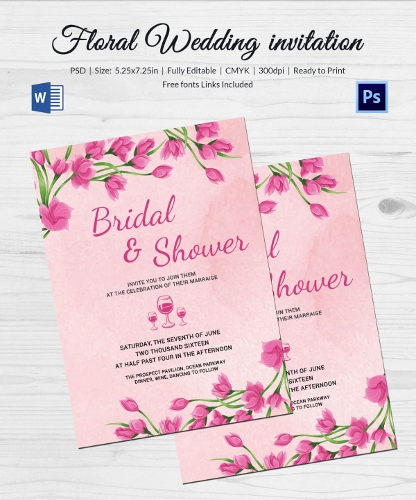 Free Wedding Templates Psd Download: 31+ PSD Wedding Templates