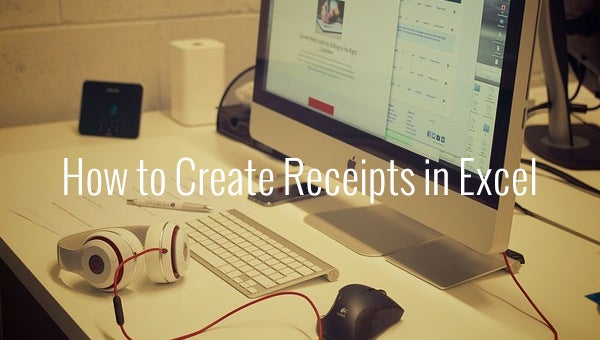 howtocreatereceiptsinexcel